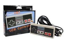 Classic USB Nintendo NES Controller For PC Gamepad Mint
