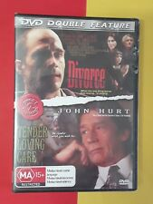 Dvd Double Feature - Divorce & Tender Loving Care - NEW 2 movies