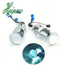 "Car 1.5"" Mini Projector Lens H4 BI-XENON HID Hi/Lo Motorcycle Lamp Bulb 6000K"