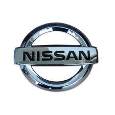 Front Grille Chrome Emblem 62890-1KA0A Genuine fits Nissan Juke Sentra Versa