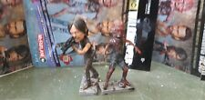 2 figs  Walking Dead New Lootcrate  McFarlane  daryl and zombie UK seller