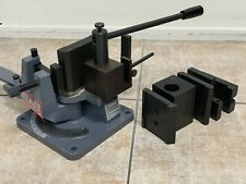 SM-UB100. Bar Bender. Steelmaster Universal Type. 100mm x 6mm Capacity.