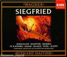 Wagner: Die Walküre / Haitink, Marton, Morris, Jerusalem, Adam, Te Kanawa CD Emi