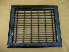 "Antique Metal FLOOR Register Heat Vent or Return Grate Salvage 14"" x 12"""