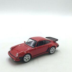1/43 Norev Porsche 911 Turbo 3.3 Red 1989 Neuf Emballage Livraison Domicile