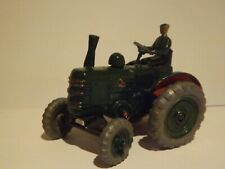 DINKY TOYS...301..A FIELD MARSHALL TRACTOR...SOLD FOR RENOVATION..UNBOXED