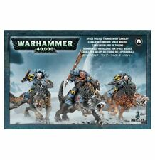 Warhammer 40K: Space Wolves Thunderwolf Cavalry 53-09