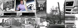Staplertransport, Gabelstaplertransport, Stapler, Profi für Staplertransporte