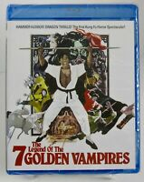 The Legend Of The Seven Golden Vampires (Shout Factory April 2019) Blu-ray