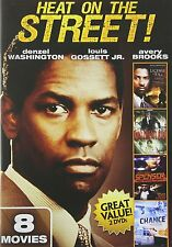 8 movie DVD set (Robert Parker's Spenser for Hire: A Savage Place) Spencer