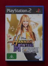 PS2 Game - Hannah Montana: Spotlight World Tour - Australian PAL Version