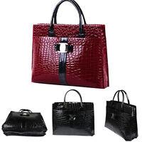 New Women's Handbag Shoulder Bags Tote Purse PU Leather Women Messenger Hobo Bag