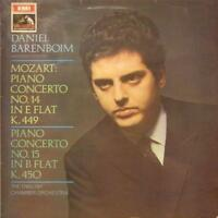 Mozart(Vinyl LP)Piano Concerto No.14-HMV-ASD 2434-UK-VG+/Ex