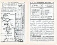 68 Col Schlucht Soultzeren Stosswihr 1905 pt. carte orig. + guide (8 p) Wihr-Val