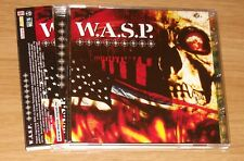 W.A.S.P. / Wasp – Dominator (CD 2007) RUSSIAN IMPORT - NEW