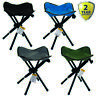 FOLDING CAMPING STOOL WALKING FISHING PICNIC LEISURE SEAT LIGHTWEIGHT SEAT BBQ