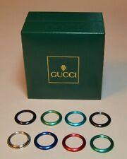 Gucci 11/12 11/12.2 1100-L 1200-L Watch Interchangeable metal bezel choose color