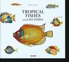 TROPICAL FISHES OF THE EAST INDIES - SAMUEL FALLOURS  HB  NEW