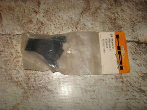 RC HPI Firestorm Front Bulkhead Set Plastic Black 100319