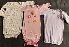 3 Baby Girl Outfits Size 0-3 months