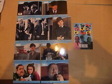 THE DEFINITIVE AVENGERS DIANA RIGG EMMA PEEL TV 10 card preview set B promo BLUE