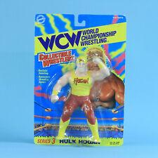 Hulk Hogan - WCW OSFTM Series 3 - Toymakers Vintage Wrestling Figure WWE