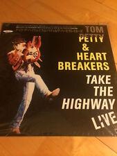 TOM PETTY– Take The Highway Live - Laserdisc in Folie, wie neu, Extrem Rar!!!