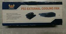 (RM) PS 3 External Cooling Fan. Brand new in box.