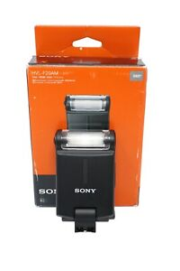 Sony HVL-20AM Flash Auto-Lock Shoe Mount, for Sony Alpha DSLRs, V. G. Cond.