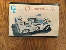 CHAPARRAL 2E Racing Car 1:25 Model Kit #116 by IMC