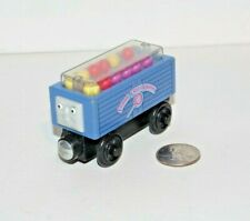 Thomas & Friends Wooden Railway Train Tank Engine Sodor Sweet Shoppe Gumball Car
