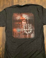 Rollerball Sci-Fi Movie Expertly Screen Printed Tri-Blend Tee Free Shipping!