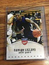 2012 Leaf Damian Lillard RC DL1