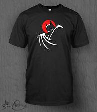 Batman T-shirt Batman Animated Series Logo MEN'S Marvel, DC Comics, Dark Knight