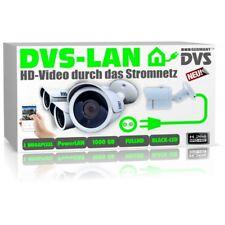 Sans Fil Video Surveillance SET 4x IP 2 mégapixels caméras 1000 Go de mémoire et Sof