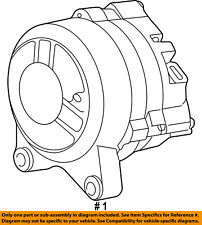 FORD OEM-Alternator F6AZ10346AARM2