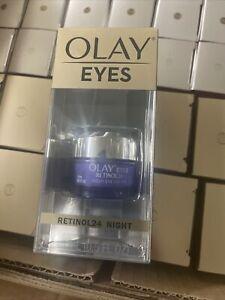 Olay Regenerist Retinol 24 Night Eye Cream - 0.5oz