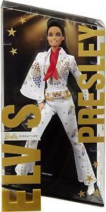"Barbie Signature Elvis Presley Doll 12"" Barbie Collectors Gift New 2021"