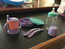 Tupperware Toys Children's Baby Doll's First Tupperware - New, No Package