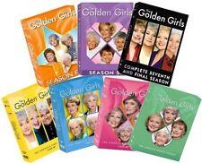 The Golden Girls Complete Series DVD Bundle Season 1-7 (21-Disc) 1 2 3 4 5 6 7