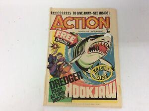 Action kids comic circa 1976 IPC magazines 21st February 1976