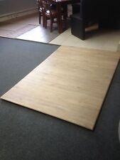 Hart wie Beton Geniales Trockenbau Fußbodenheizungsystem für jedermann nur 12 mm