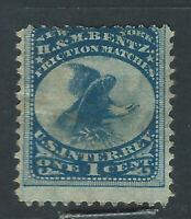 Bigjake: RO28a, 1 cent H. & M. Bentz - Match & Medicine