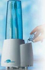 Germ Terminator Toothbrush Sanitizer Model GT100  2 Toothbrushes New Sealed Box