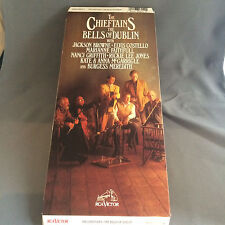 THE BELLS OF DUBLIN - The Chieftains - Longbox - LONG BOX ONLY - NO CD