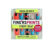 Fing'rs Prints Press-On Nails Street Beat, 31041 Wrap Star
