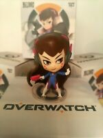 CUTE BUT DEADLY D.VA OVERWATCH BLIZZARD SERIES 3 EXCLUSIVE IN HAND