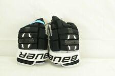 """Bauer 2N hockey gloves 13"""" black/whie"""
