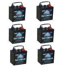 6 x 6 Volt Powabloc T145 280 AH Traction Battery (FFP6260)