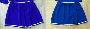 """WINTER SALE Lot of 2 New Real Adult Plus Size Cheerleader Uniform Skirts 36-40"""""""